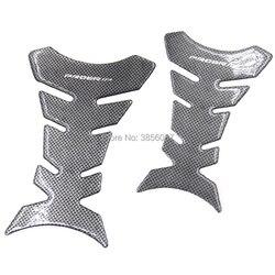 FASP 3D мотоцикл гель масло газа Топливные баки для мотоциклов Pad Protector стикеры Наклейка Большой размеры недорогой PROGRIP