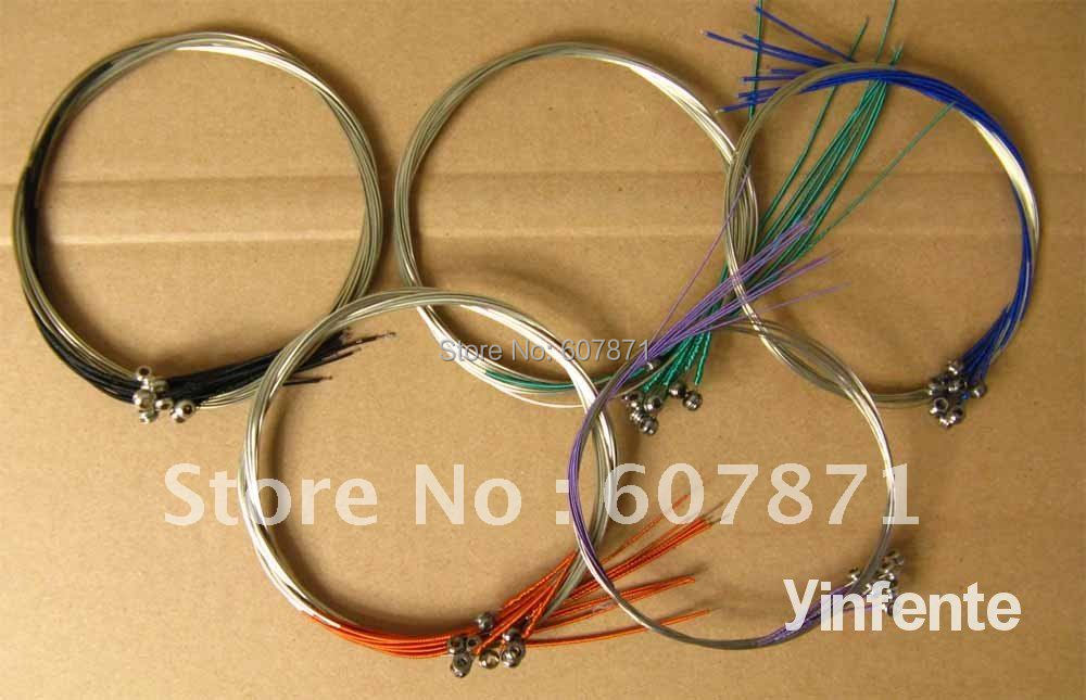 1  Sets 4/4 3/4 Violin String 5 String High Quality #12 Electric Violin String Also  Have 6 String  7 String