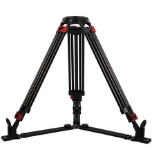 miliboo Iron Tower MTT609A  Aluminum professional video camcorder Tripod  VS manfrotto tripod without head