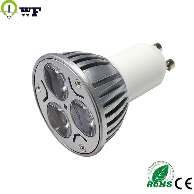 Dimmbare Led Strahler Gu10 9 Watt 12 15 Lampada Lampe E27
