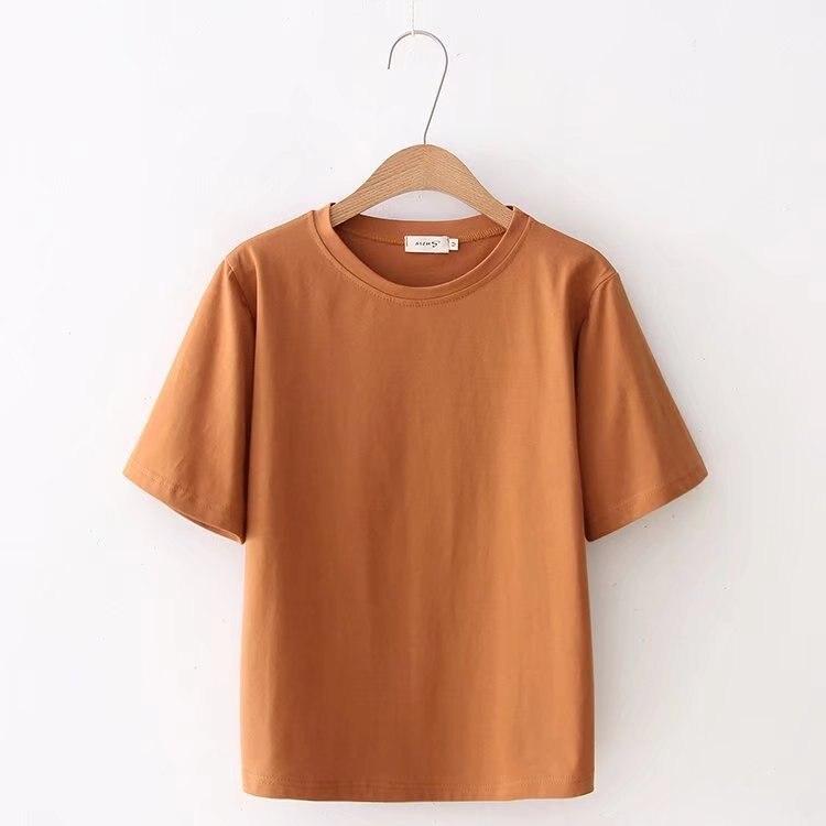 New 2019 Summer Fashion tshirt Women Print T Shirt Women Cotton O-neck Short Sleeve Women Tshirt