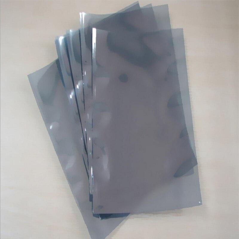 Sicherheitsgurt 16 Cm X 40 Cm Oder 6,30x15,75 Zoll Anti Statische Abschirmung Taschen Esd Anti-statische Pack Tasche 50 Teile/beutel Arbeitsplatz Sicherheit Liefert