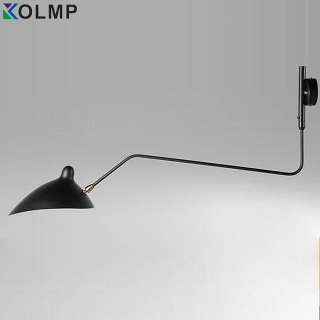 Favori Aliexpress.com: Acheter Mode creative moderne mur lampe Serge  PX34