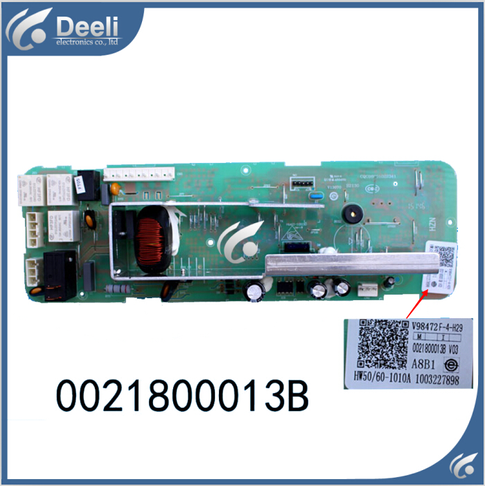 100% new Original good working for washing machine board 0021800013B XQG70-1007 XQG60-1007 motherboard 98% new original good working for electrolux washing machine board ewt7011qs qs18f motherboard on sale