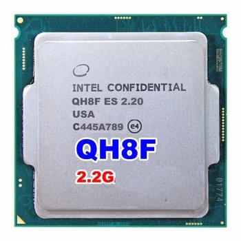 Инженерная версия ES QH8F 2,2 МГц, как QHQG QHQJ процессор Intel Skylake INTEL I7-6700K I7 6700K ЦП 2,2G ЦП 95 Вт DDR4/DDR3L