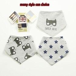 3 pcs high quality fashion brand newborn baby bibs waterproof kids girls and boys cotton triangle.jpg 250x250