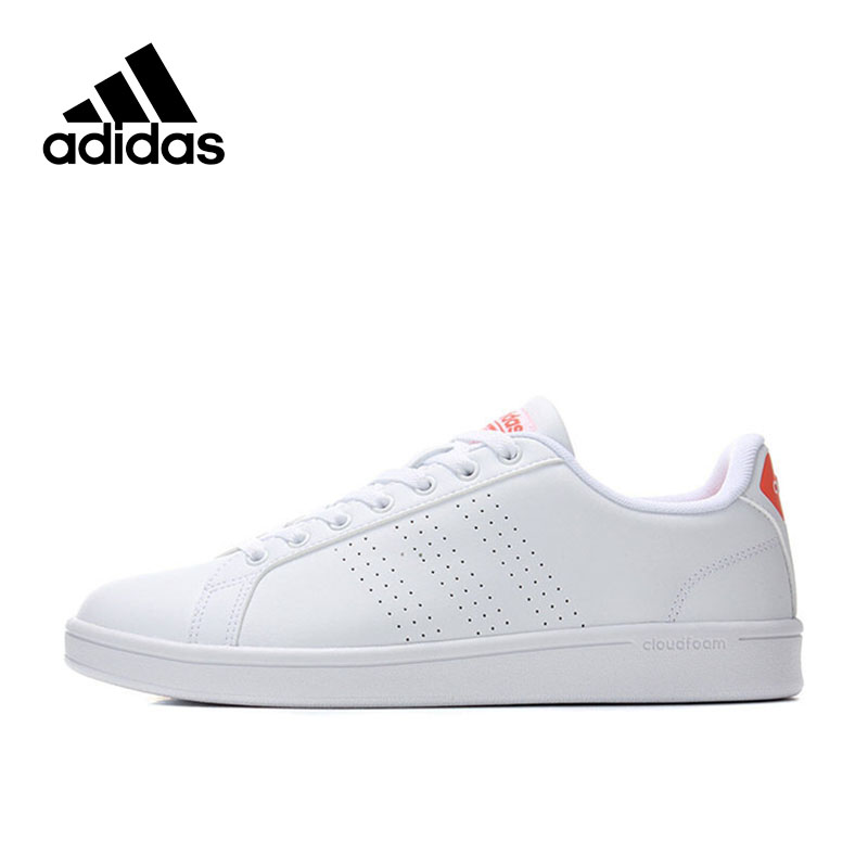 Galleria fotografica Official New Arrival White <font><b>Adidas</b></font> NEO Label Men's Skateboarding Shoes Sports Sneakers