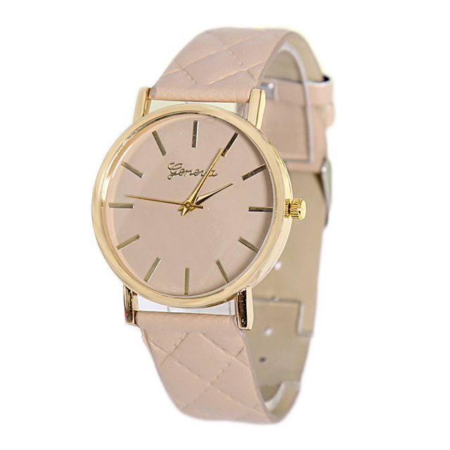 BGG watch simple refreshing watches New Arrival Women Casual Watch ventage Leath