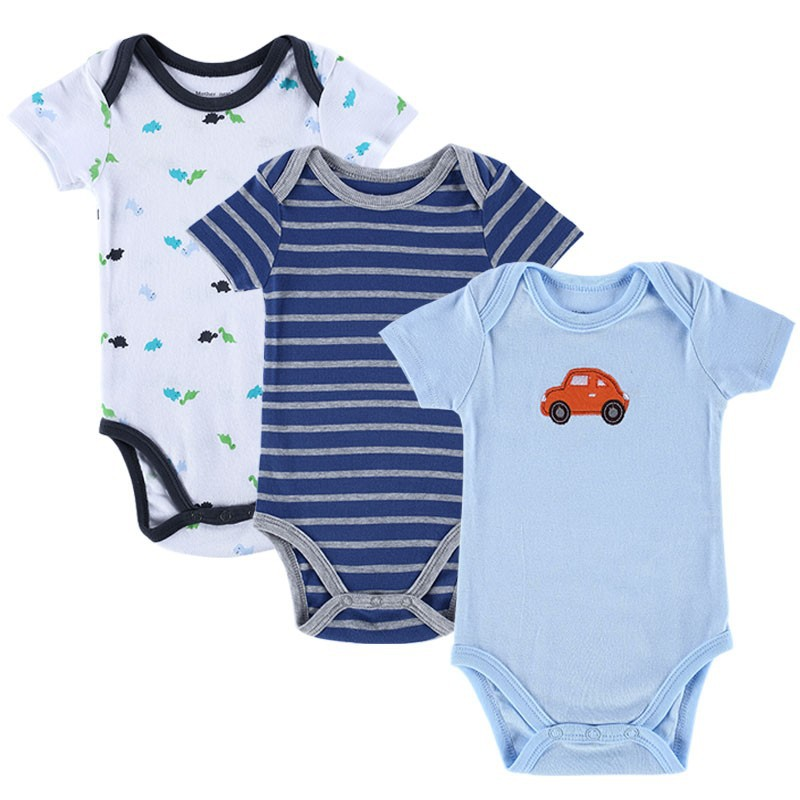 Disney Baby Boys Bodysuit Soft Cotton