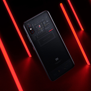 Image 4 - Global Rom Xiaomi Mi 8 Pro Mi8 Transparent 6GB 128GB Screen Fingerprint Snapdragon 845 Octa Core 6.21 Smartphone Dual Camera