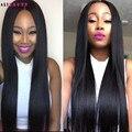 7a brazilian virgin hair 4 bundles straight human Tissage Bresilienne hj weave beauty brazilian straight virgo hair company