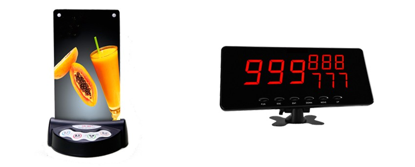 wireless table call system