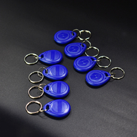 100 Pcs Access Control Card Handheld 125KHz RFID ID Cards Keyfob EM 4305 Access Control Card