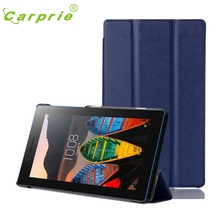 CARPRIE Ultra Slim Smart Cover Case Stand For Lenovo Tab3 7 Essential 710F 710I Feb6 MotherLander