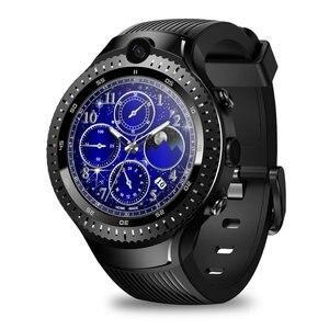Nowy THOR 4 Dual 4G SmartWatch 5.0MP + 5.0MP podwójny aparat fotograficzny Android zegarek 1.4