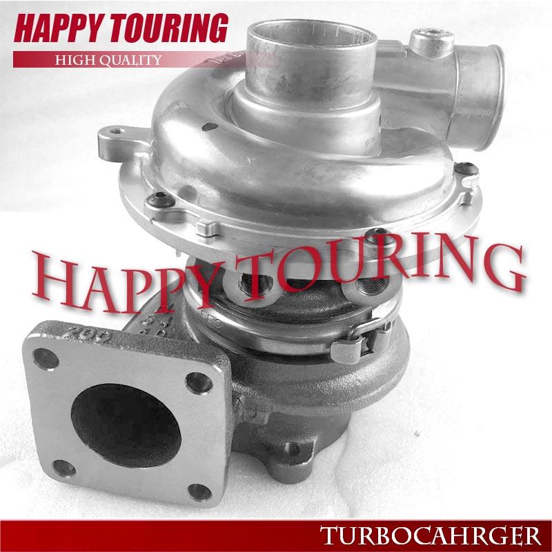 1,RHF5 Turbo Turbocharger Turbo For Isuzu Truck Hitachi ZX160LC-3 Excavator 4JJ1X VA430101 8980198930  8-98019-8930 898185194