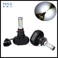 9 32V 50W 8000LM P13 PSX26 LED Headlight Kits High Power Fanless Car Auto PSX26 LED