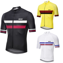 2019 NEW PNS PRO team Cycling jerseys Men's black cycling clothing MTB/ROAD Bicycle clothes Bike Wear Short Sleeve Quick Dry недорого