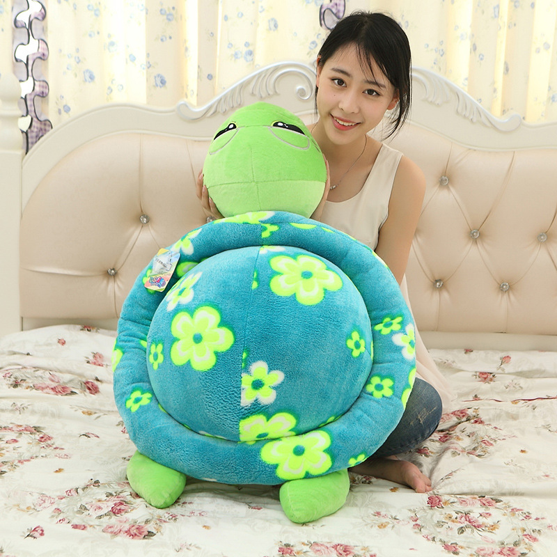 Online Shop Large Huge Big Tortoise Turtle Plush Stuffed Animals