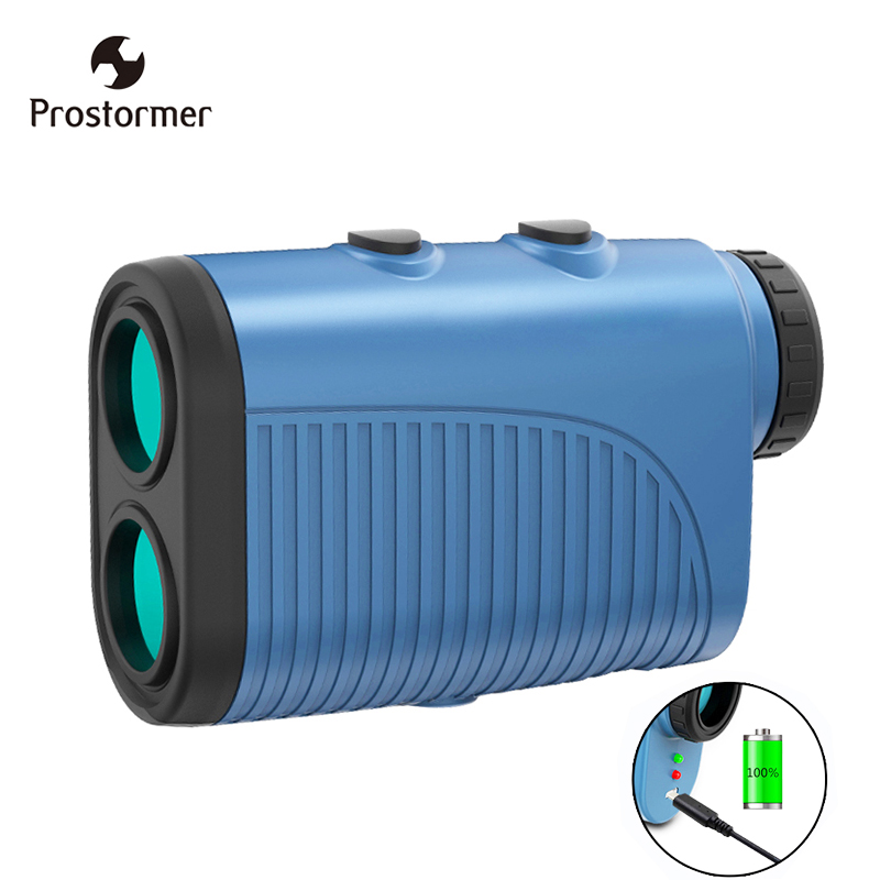 Prostormer Laser Distance Meter 800M/1000M/1500M Telescope Laser Rangefinder USB rechargeable Multifunction laser range finder healthcare gynecological multifunction treat for cervical erosion private health women laser device