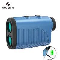 Prostormer Laser Distance Meter 800M 1000M 1500M Telescope Laser Rangefinder USB Rechargeable Multifunction Laser Range Finder