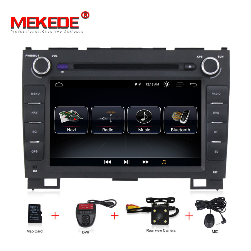 HD 1024X600 Pure Android 8.1 For Haval Hover Greatwall Great Wall H5 H3 Car Dvd Gps Wifi With Capacitive Screen Radio Bluetooth