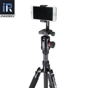 Image 5 - INNOREL PC5 Clip In Lega di Alluminio Del Metallo del Cellulare Smartphone Holder Treppiede 360 Del Telefono Mobile Regolabile Morsetto