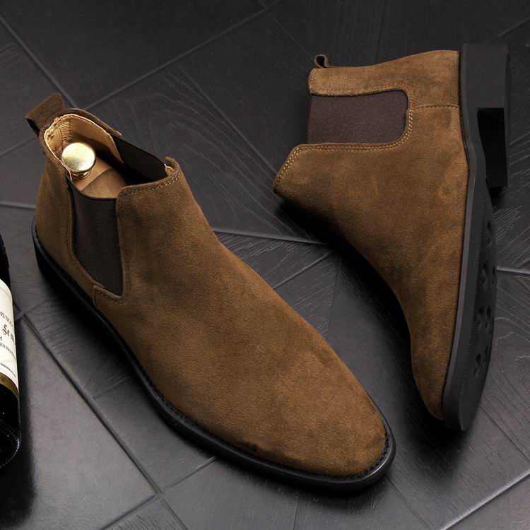 top 10 largest mens brown suede ankle boots list and get