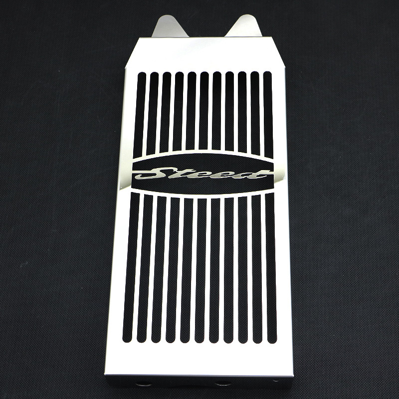 Motorcycle Radiator Grill Guard Cover For HONDA Shadow VT600 VLX600 VT VLX 600 Steed 400 1988