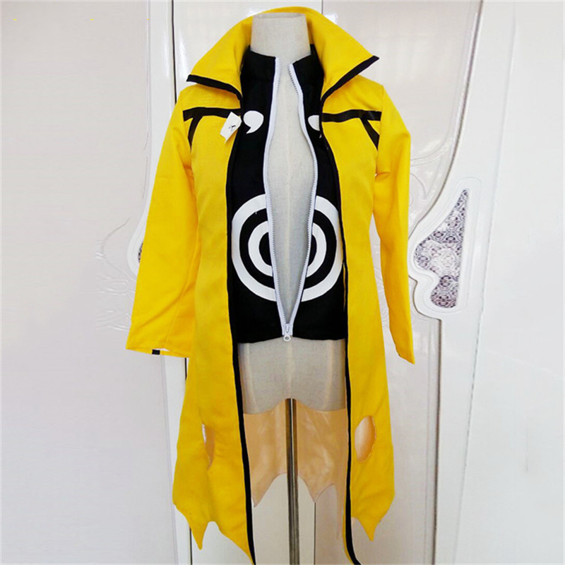 Naruto Uzumaki Naruto Cosplay Role-Playing, Party Performance Service Nine-Tailed Fox Anime Suit For Men And Wome