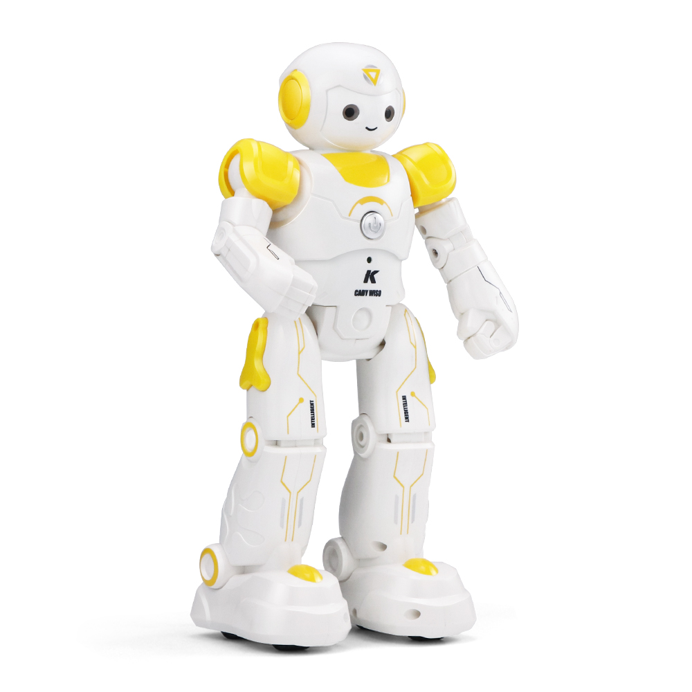 JJRC R12 Remote Control Smart Robots Cady Wiso RC Robot Gesture Sensing Touch Intelligent Dancing Electronic Toy For Children (25)