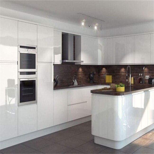 Nouveau 2018 accessoires de cuisine meubles de cuisine kichen cabinet ensembles
