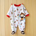 Newborn Baby Romper Long Sleeve Cotton Animal  Baby Boy Girl Clothes Infant Jumpsuit Roupas De Bebe Infantil