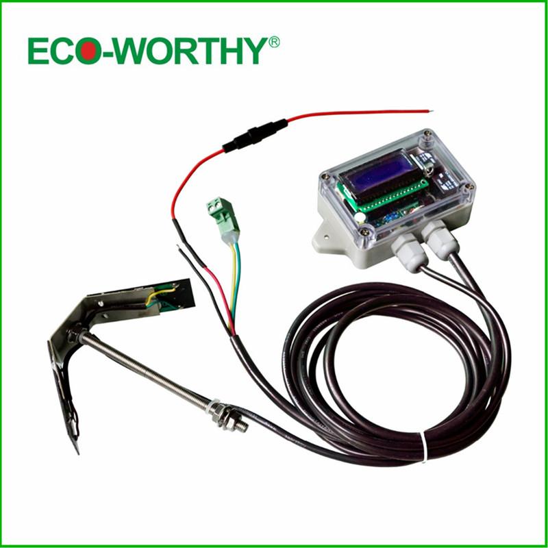 Prix pour ECO-WORTHY 100 w panneau solaire Tracker, Tracking Single Axis Complète Électronique tracker contrôleur