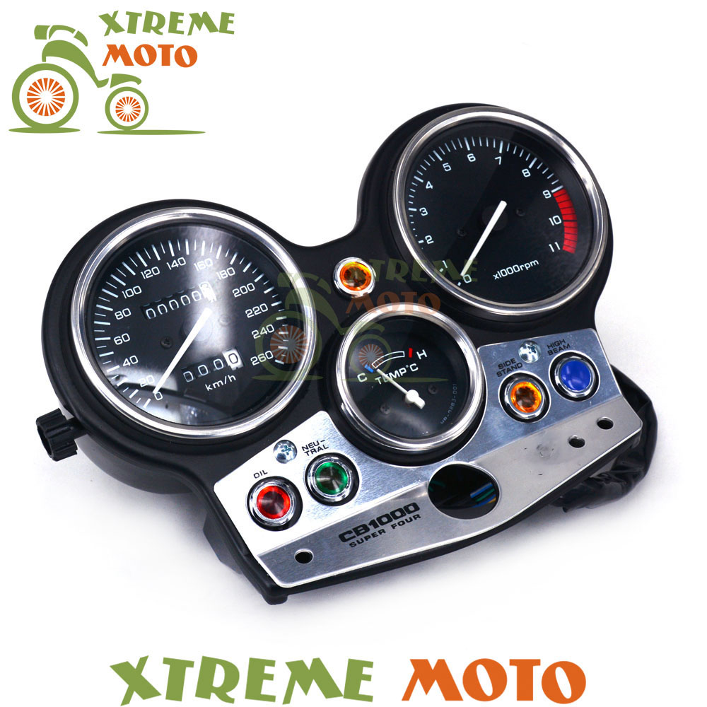 цена на Motorcycle 260 OEM Tachometer Odometer Instrument Speedometer Gauge Cluster Meter For Honda CB1000 1994 1995 1996 1997 1998