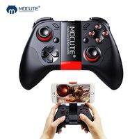 Mocute 054 геймпад Pubg мобильный контроллер Pubg Android беспроводной джойстик VR Joypad смартфон планшет ПК телефон Смарт ТВ игровой коврик