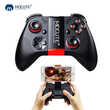 Mocute 054 Gamepad Pubg Mobile Pubg Controller Android Joystick Wireless VR Joypad Smartphone Tablet PC Phone Smart TV Game Pad(China)