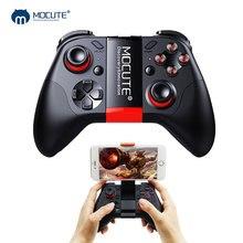 Mocute 054 게임 패드 Pubg 모바일 Pubg 컨트롤러 안드로이드 조이스틱 무선 VR 조이패드 스마트 폰 태블릿 PC 전화 스마트 TV 게임 패드