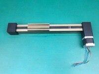 MF 3m40 ремня полезный ход Длина 1000 мм Линейный модуль понижения руководство раздвижные Направляющие системы + 42 NEMA 17 Шаговые двигатели CNC
