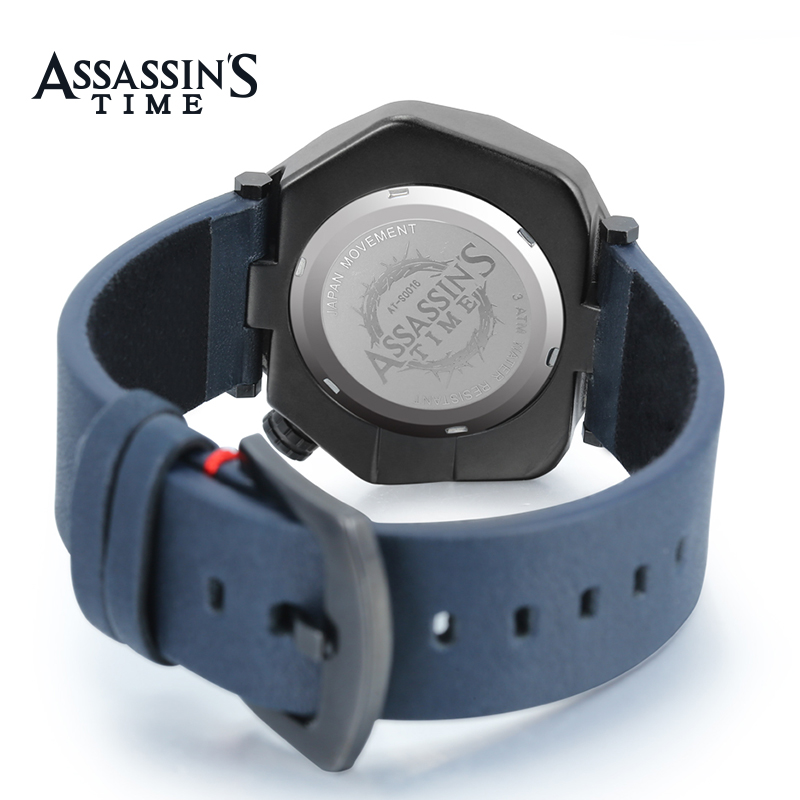 Assassin's Time Mens Watches Top Brand Luxury Impermeable Hombres - Relojes para hombres - foto 4