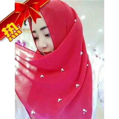 Fashion Muslim Chiffon Women Girls Hijabs