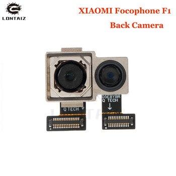 Back Camera For Xiao Mi F1 Big Back Rear Main Camera Module Flex cable Repair parts For Xiaomi POCOPHONE F1 Smart phone mythology for xiaomi 5c mi5c big back