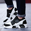 Zapatos de los pares Zapatos Masculinos Mens Corredores Entrenadores Walking Zapatos de Aire Respirable Ocasional Moda Krasovki boty calcados obuv Tenisky