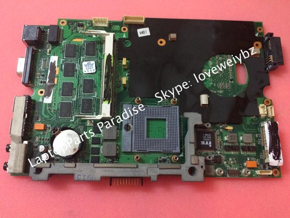 ФОТО Original & New Notebook Motherboard For Asus K50IJ Mainboard Rev 2.1 Rev 2.3