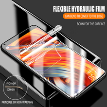 8D Full Curved Soft Hydrogel Film For Redmi Note 7 6 5 Pro Screen Protector Xiaomi 9 8 Lite Mix 3 Max PocoPhone F1