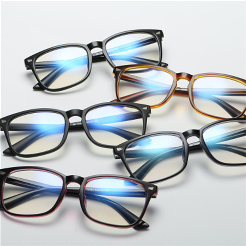 Unisex Glasses Anti Blue Light Radiation Nerd Points for Computer and Gaming Eye Protect 3
