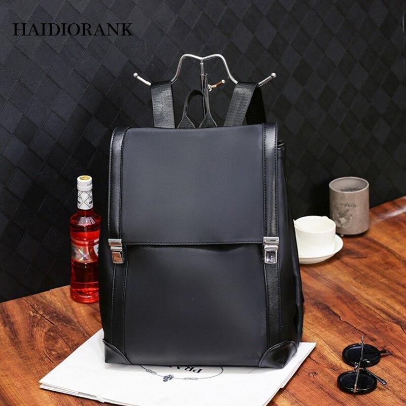 Womens Backpack 2018 Fashion Casual Large School Backpacks For Teenage Girls Nylon Bag Waterproof BagPack Big Backpack