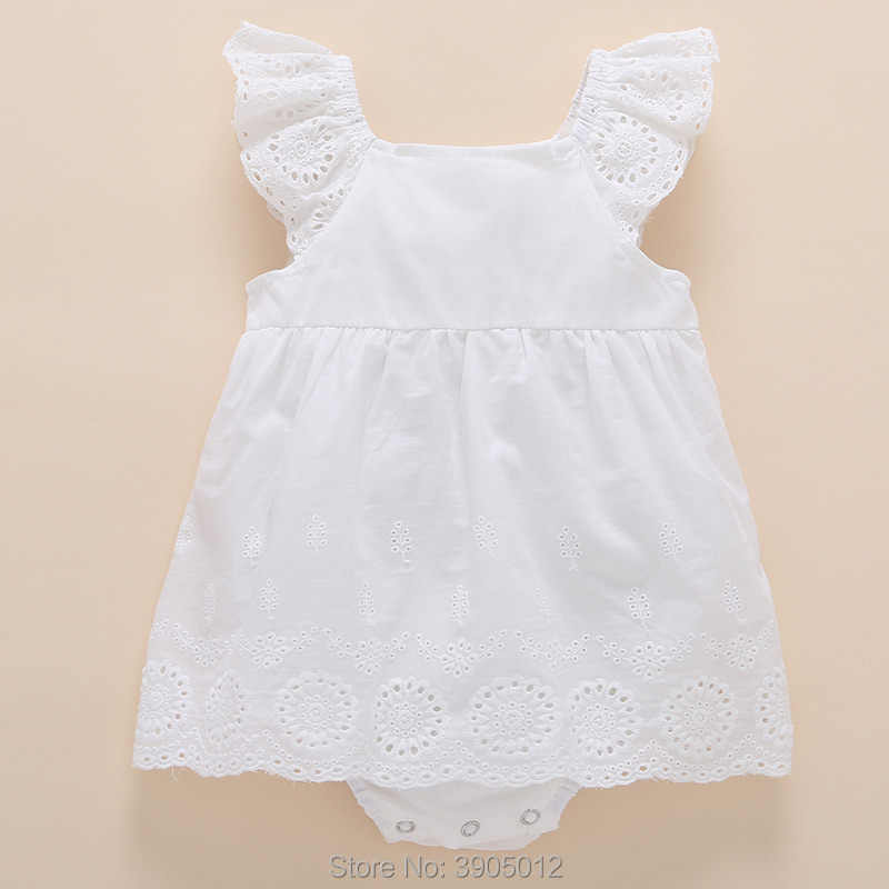 d386c64fcfe4 2018 Sale Baby Girl Dress Female Summer 0-1 Year Old Clothes Princess 3-