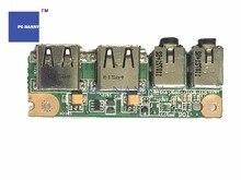 Placa de AUDIO USB original para PC, para ASUS K53, A53S, X53S, K53S, K53SD, K53SV, IO, tableros de trabajo