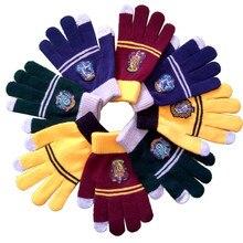 Волшебные Носки изображением Поттера, перчатки, школьный подарок Гриффиндора для женщин/мужчин/девочек/мальчиков, фантастические игрушки зверей